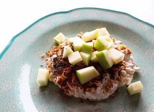 Apple Cinnamon Breakfast Bowl