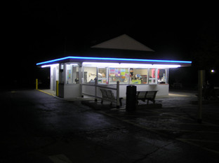 When the sky goes dark, the lights shine bright at Dairy Grove