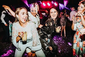 Wedding Disco, Deluxe Disco, DJ Hire, Disco Hire