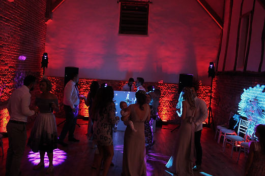 Wedding DJ Hire, DJ Hire, Uplighting, Photobooth