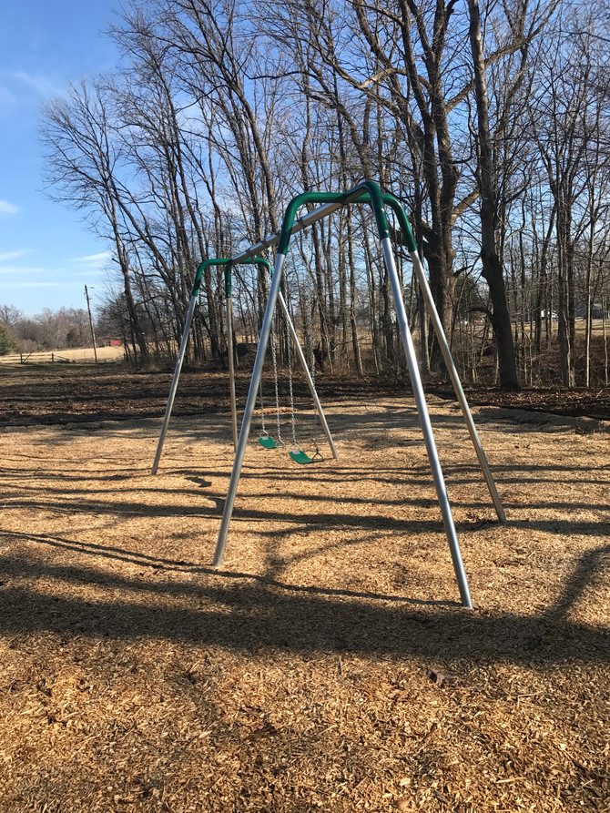 What Kid Doesn't Love a Good Playground!