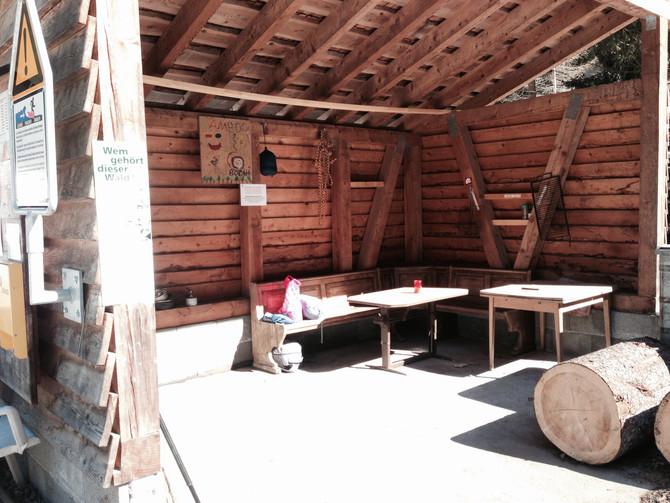 Bodhi Camping offiziell geöffnet/Bodhi Camping officially open