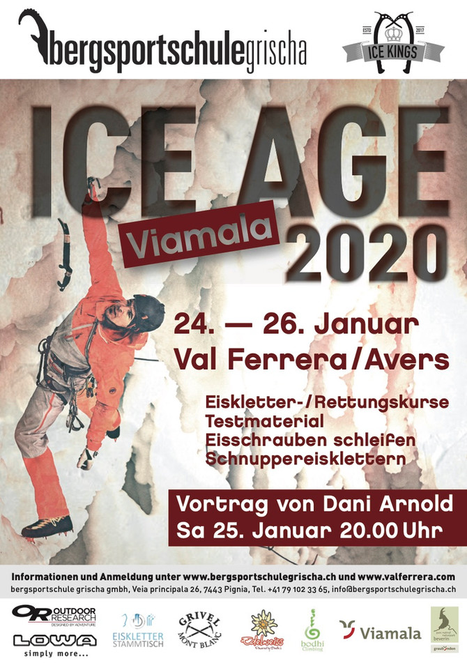 ICE AGE Viamala 2020