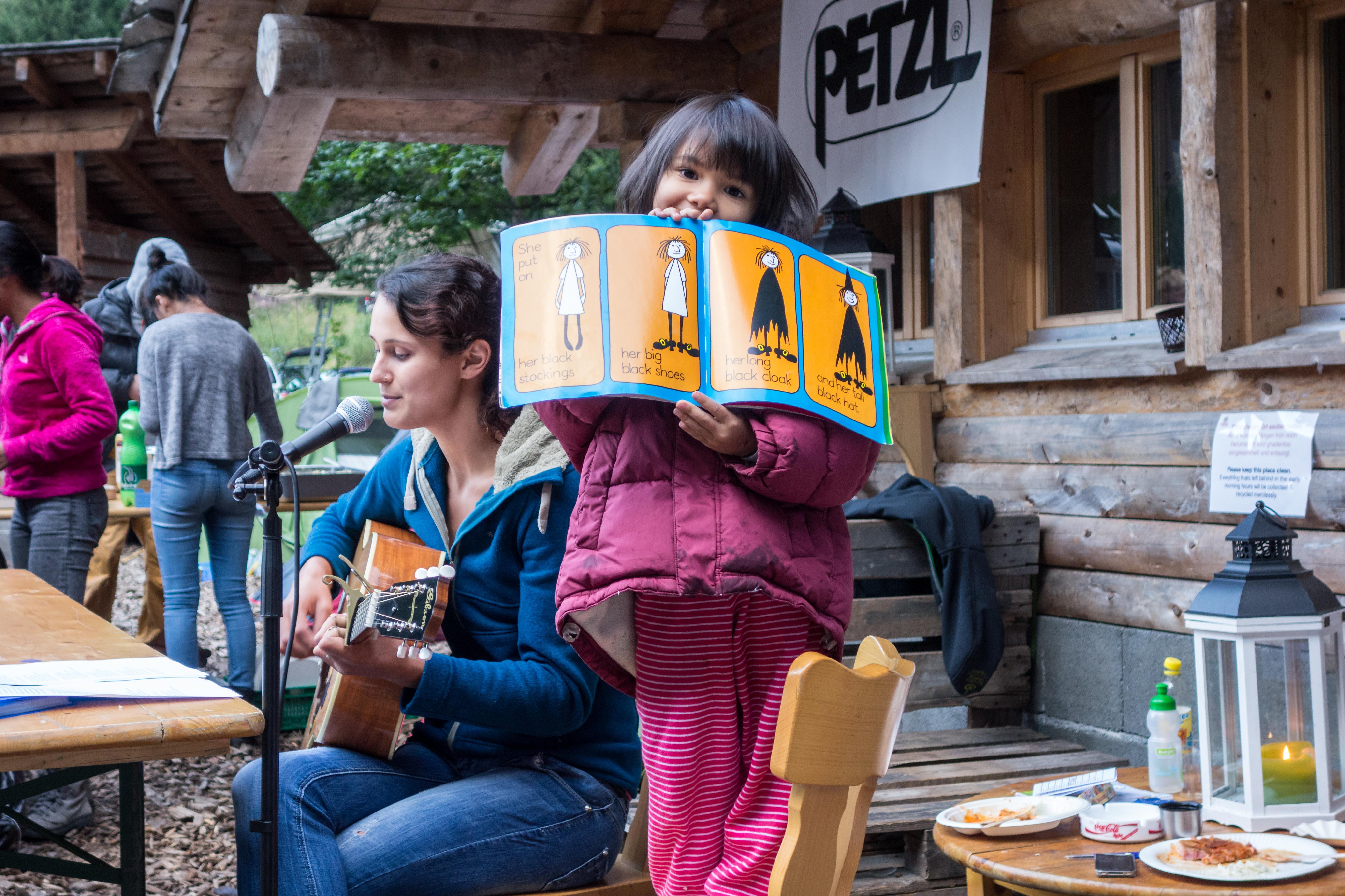 Bodhi Camping | Gasthaus Edelweiss, Backpackers Generoso