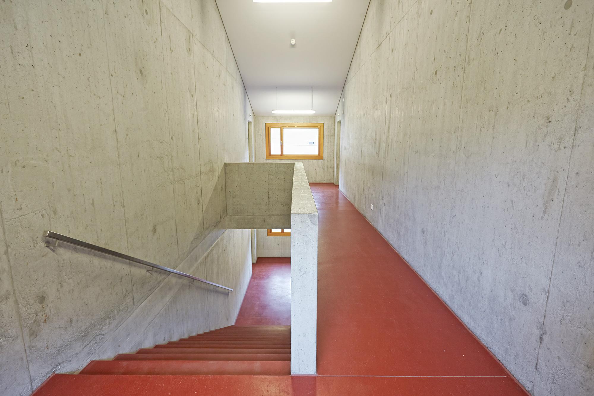 Corridor at Generoso