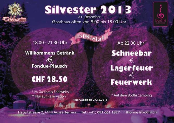 Sylvester 2013