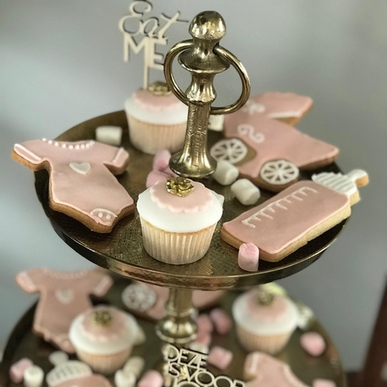 Babyshower sweets