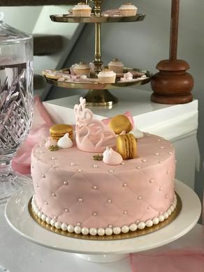 Babyshower taart