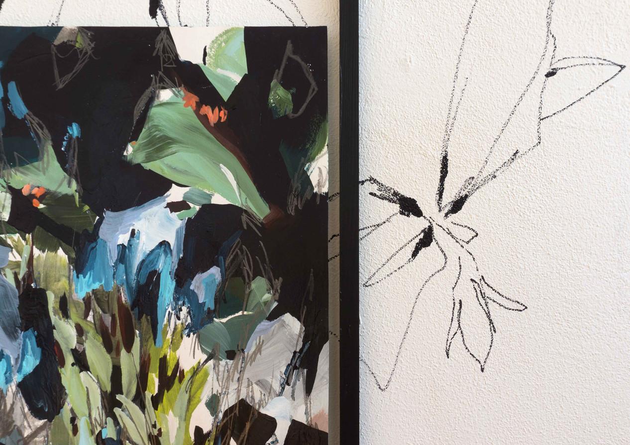 Laura Buschbeck_works at studio 2020_det