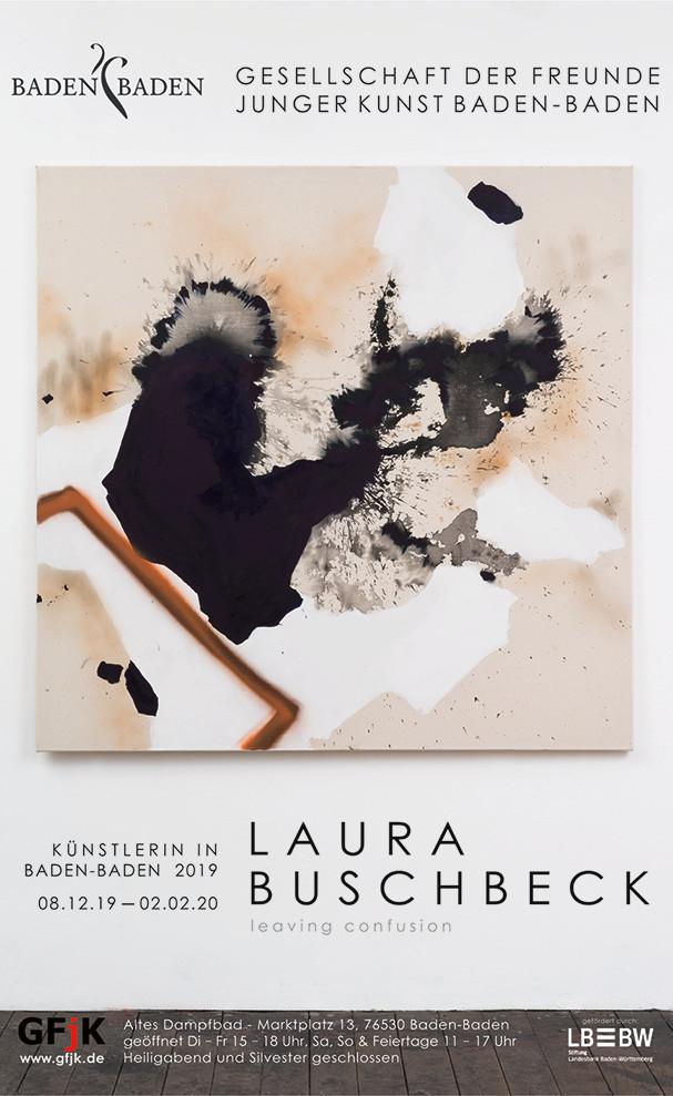 Laura Buschbeck - Kuenstlerin in Baden-Baden 2019