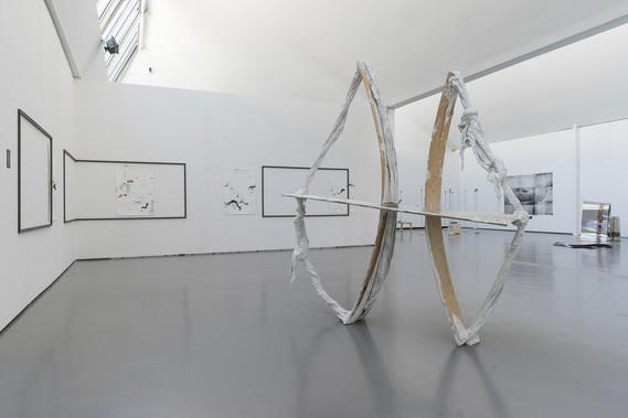 selfmate 2017 Ausstellungsansicht Kunsthalle Göppingen
