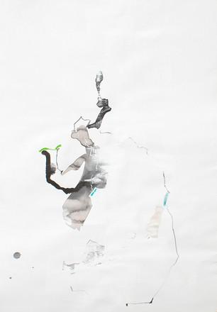 Zeichnung ohne Schatten I, 2015