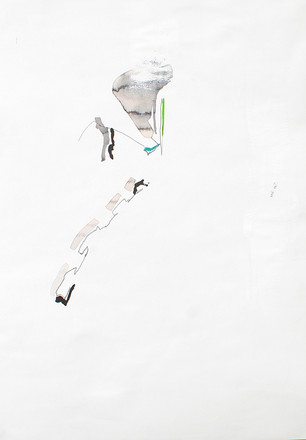 Zeichnung ohne Schatten VI, 2015