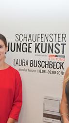 SCHAUFENSTER JUNGE KUNST Galerie Stadt Sindelfingen | Pressefoto