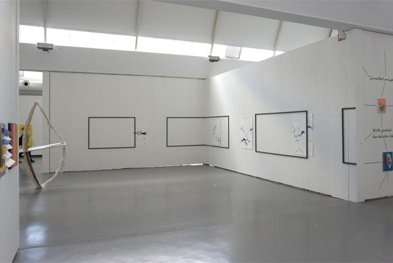 selfmate, 2017 Ausstellungsansicht