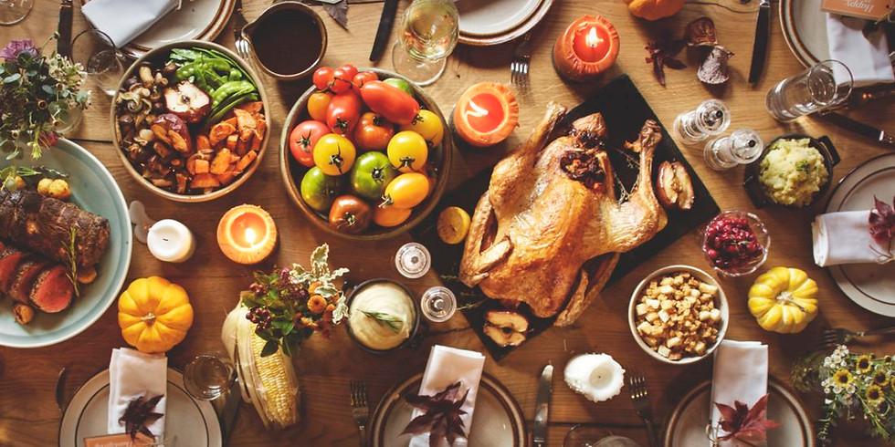 Pintler's Portal Thanksgiving