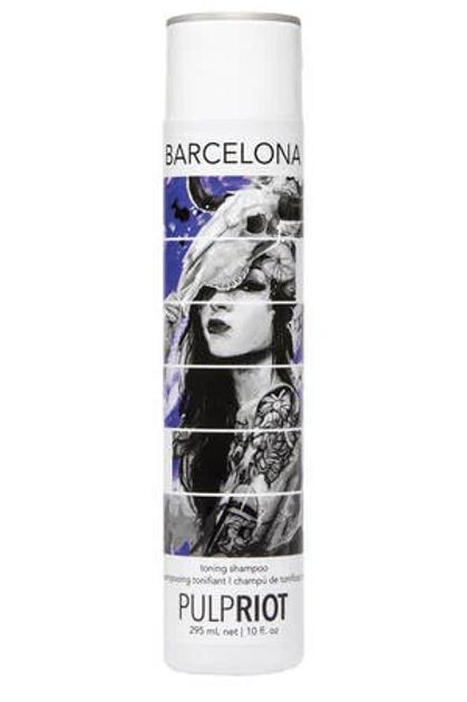 Barcelona Toning Shampoo - 10 Oz
