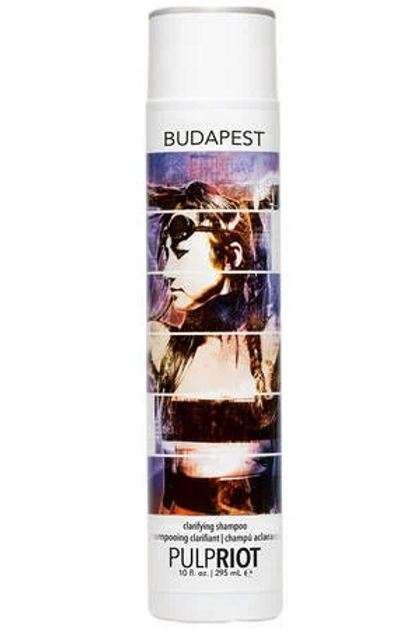 Budapest Clarifying Shampoo