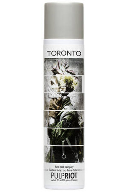 Toronto Firm Hold Hairspray