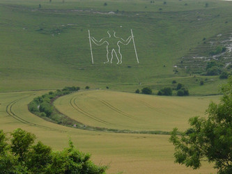 A naturist walk on the South Downs