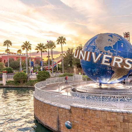 Universal Orlando anuncia data de reabertura