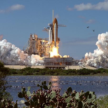 Lançamento de foguete: Pacotes especiais oferecem observação no NASA Kennedy Space Center Visitor Co