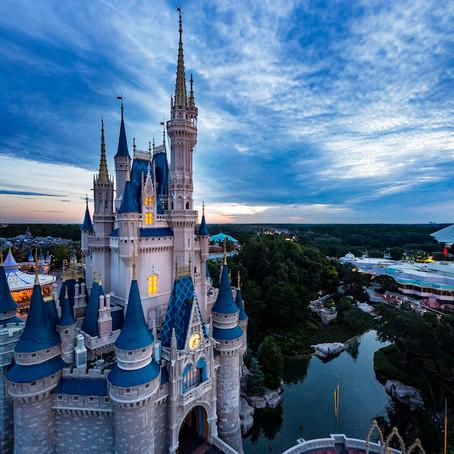 Walt Disney World anuncia data de reabertura