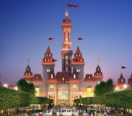 "Rússia terá sua própria ""Disneyland"""
