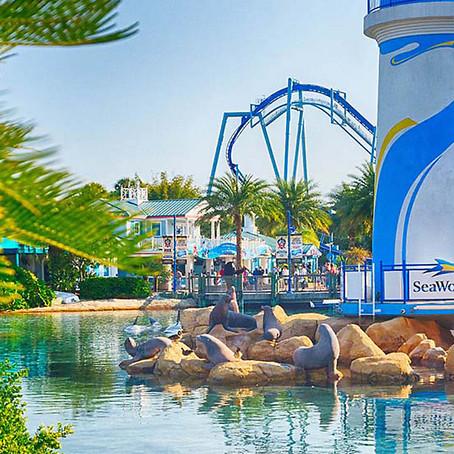 SeaWorld Orlando anuncia reabertura