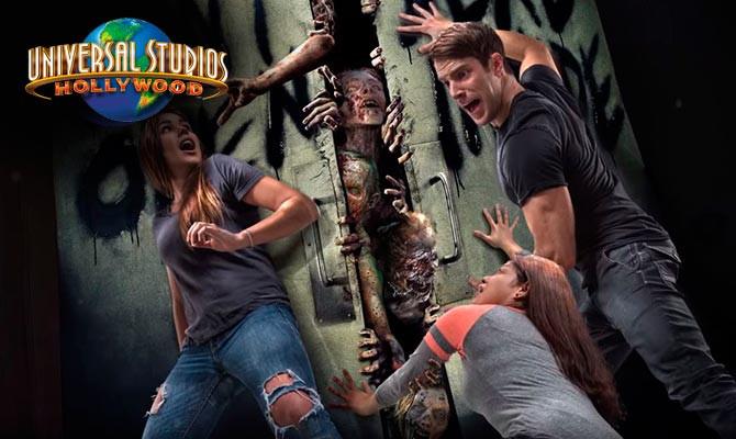 A Universal terá uma atração do The Walking Dead