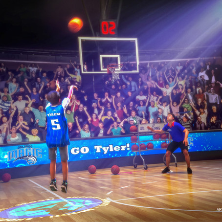 Disney revela data de abertura do NBA Experience