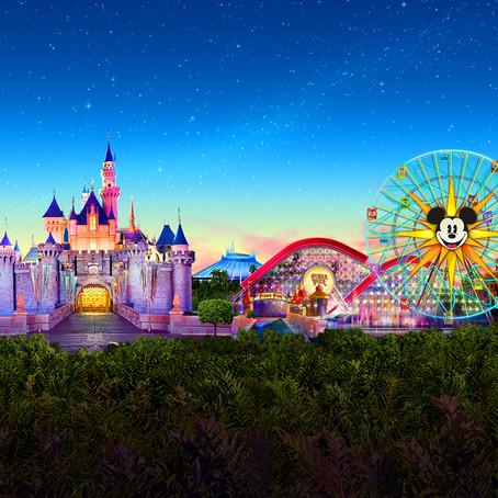 CEO anuncia reabertura da Disneyland