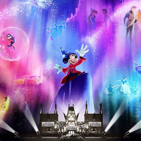 Novo show no Disney's Hollywood Studios
