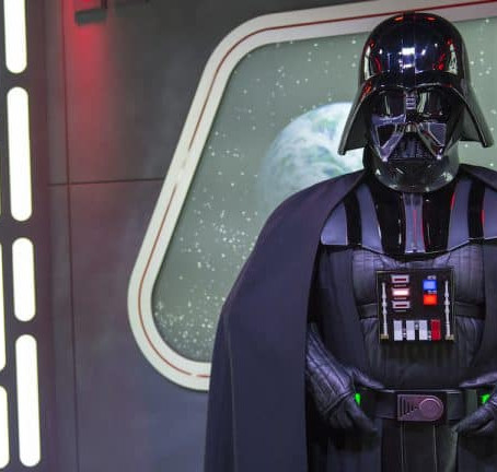 Darth Vader volta ao Hollywood Studios