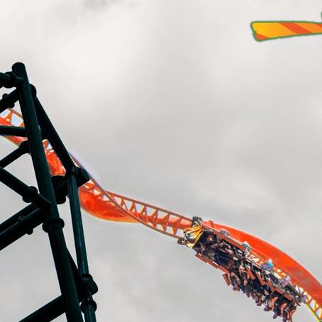 Busch Gardens anuncia data da abertura da nova montanha-russa