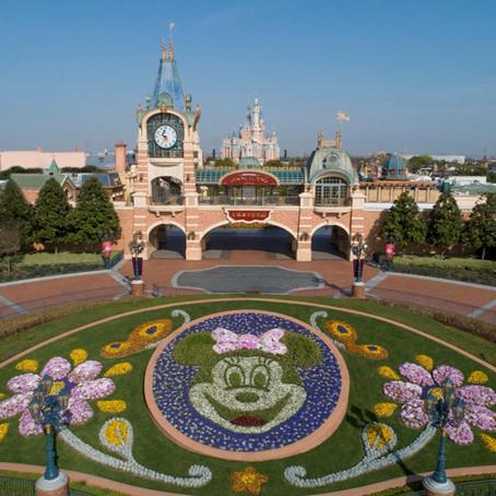 Shanghai Disneyland reabre ao público