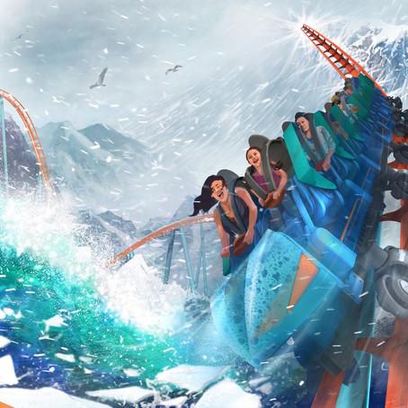 SeaWorld e Busch Gardens anunciam detalhes das novas montanhas-russas