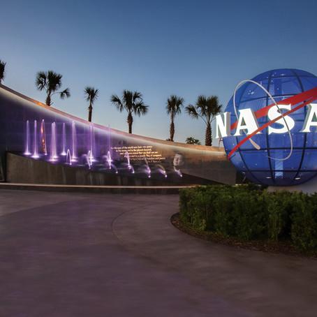 Astronauta por um dia no NASA Kennedy Space Visitor Complex