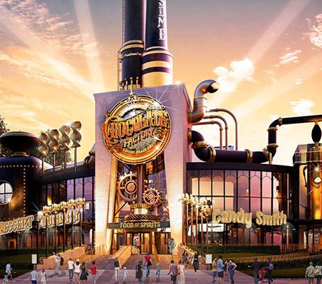 Universal terá restaurante especializado em chocolate