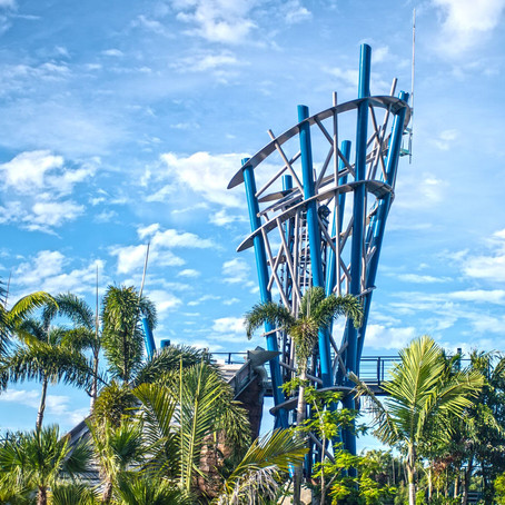 SeaWorld Orlando anuncia inauguração da Infinity Falls