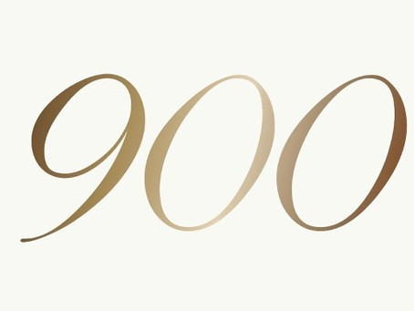 900 pupils....