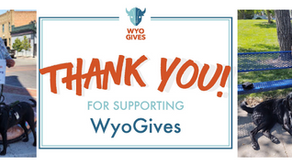 WyoGives a Success