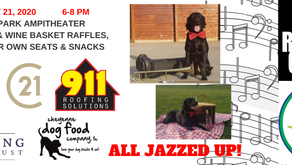 ALL JAZZED UP FUNDRAISER