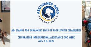 International Assistance Dog Week Celebration