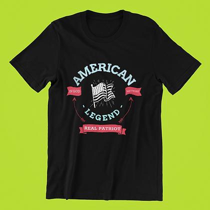 American Legend Patriotic T-Shirt