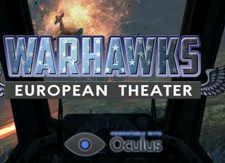 Warhawks WWII VR Combat Greenlit!