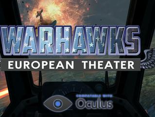 Warhawks VR Alpha Launch Today!