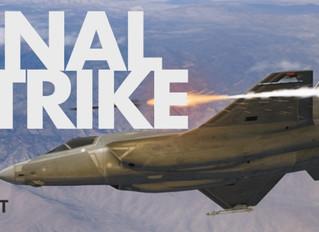 Final Strike VR Arcade Flight Sim Goes Live Today