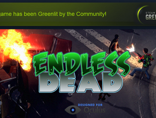 Endless Dead Officially Greenlit for Steam