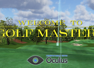 Golf Masters Has Been Greenlit Today!